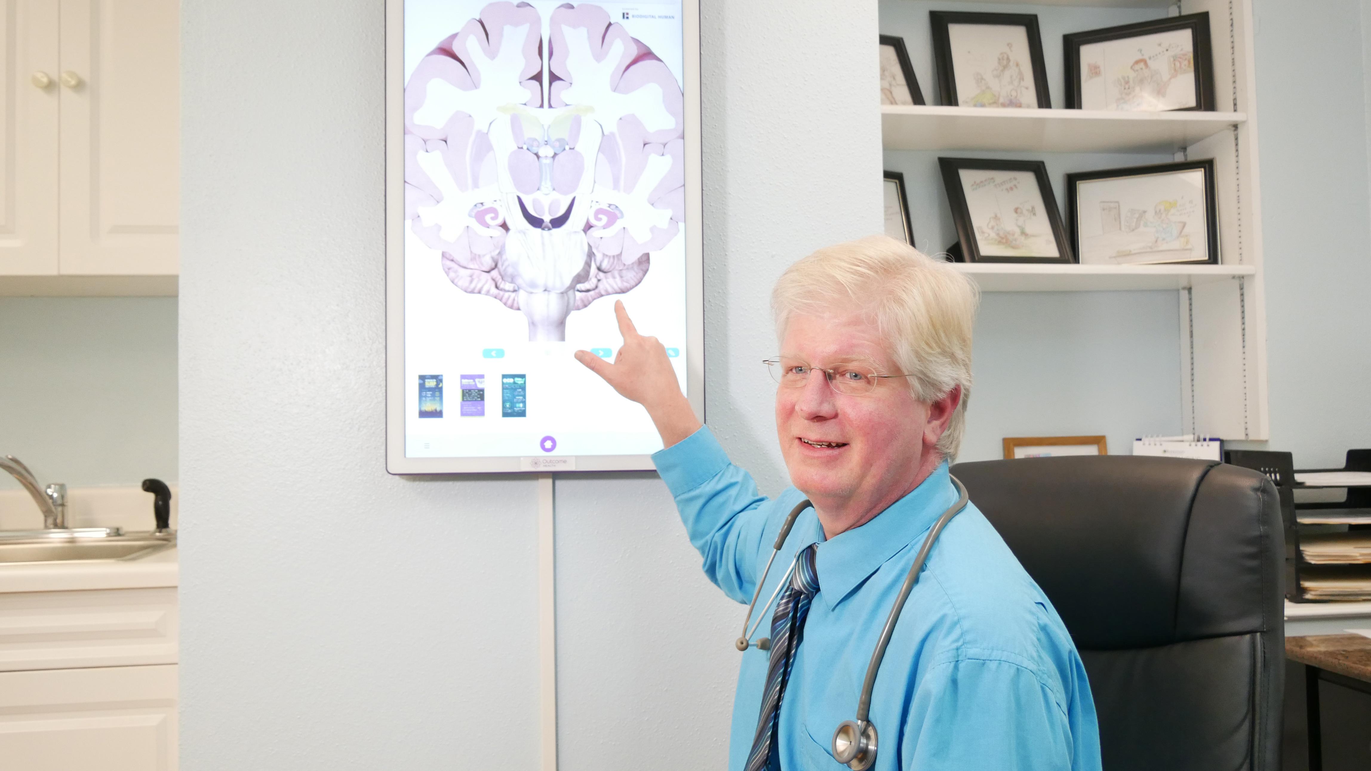 Dr. Blair Krell, M.D.